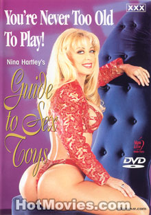 Nina Hartley's Guide To Sex Toys