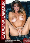 Catalina L'Amour Jerk Off Instruction Pantyhose