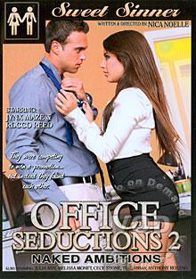 Office Seductions 2 - Naked Ambitions