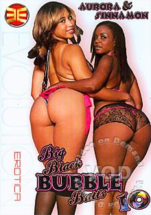 Big Black Bubble Butts 10