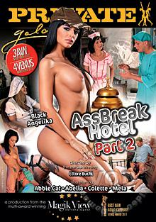 Private Gold 129 - Assbreak Hotel Part 2