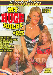 My Huge Holes #25