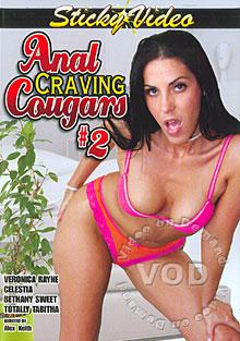 Anal Craving Cougars #2