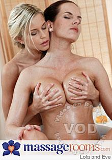 Massage Rooms Presents - Lola And Eve
