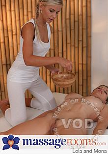 Massage Rooms Presents - Lola on Mona
