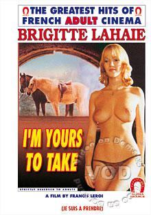 I'm Yours To Take (French Language)