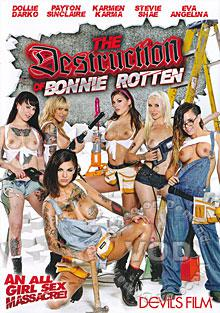 The Destruction Of Bonnie Rotten
