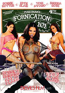 Fornication 101 - 4th Semester