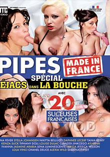 Pipes Made In France - SP Ejacs Dans La Bouche