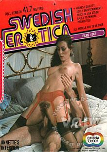 Swedish Erotica 342 - Annette's Interview