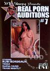 Mr. Sleazy Presents Real Porn Auditions #7