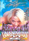 Ass Eaters Unanimous 22 - All Girl Interracial Edition