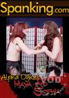 Alpha Dykes - Maya And Sophia