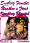 Heather's First Smoking Blowjob