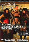 The Domina Files Volume 23 - Mistress Roxy's SM Attic
