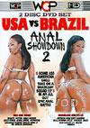 USA vs. Brazil - Anal Showdown 2 (Disc 1)