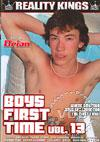 Boys First Time Vol. 13