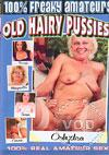 Old Hairy Pussies