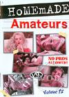 Homemade Amateurs Volume 15