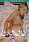 Carli Banks & Karlie Montana: Teen Jerk Off Encouragement Pantyhose