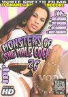 Monsters Of She Male Cock 26