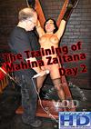 The Training Of Mahina Zaltana Day 2
