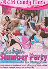 Lesbian Slumber Party - The Kissing Game