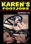 Karen's Footjobs Series #4