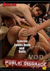 Public Disgrace - Featuring James Deen and Seda 2