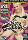 Monsters Of She Male Cock 30