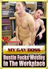 My Gay Boss Dustin Fucks Wesley In The Workplace