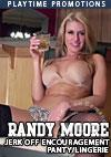 Randy Moore Jerk Off Encouragement Panty/Lingerie