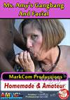 Ms. Amy's Gangbang And Facial