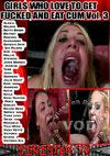 Girls Who Love To Get Fucked And Eat Cum Vol. 3