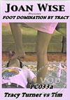 Foot Domination By Tracy