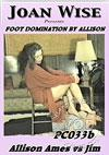 Foot Domination By Allison