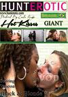 Hot Kisses Giant Starring Vanessa Black & Blonde