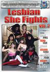 Lesbian She Fights Vol. 2