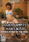 Hairy Armpits, Hairy Bush - Bianca Stone By The Pool
