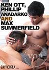Ken Ott, Phillip Anadarko, and Max Summerfield