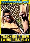 Teaching A New Twink Piss Play