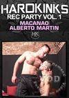 Hardkinks Rec Party Vol. 2 - Macanao & Alberto Martin