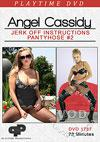Angel Cassidy Jack Off Instructions Pantyhose #2