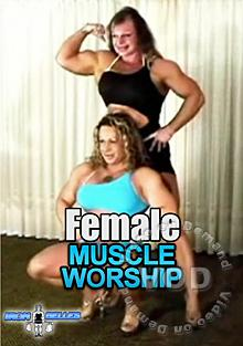Female Muscle Worship
