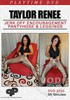 Taylor Renee Jerk Off Encouragement Pantyhose & Leggings