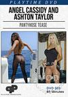 Angel Cassidy and Ashton Taylor Pantyhose Tease