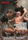 Bound Gods - Two Doms Take On An Eager Painslut With a Huge Cock