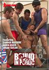 Bound In Public - Workout Studs Run A Train On Connor Maguire's Gym Slave